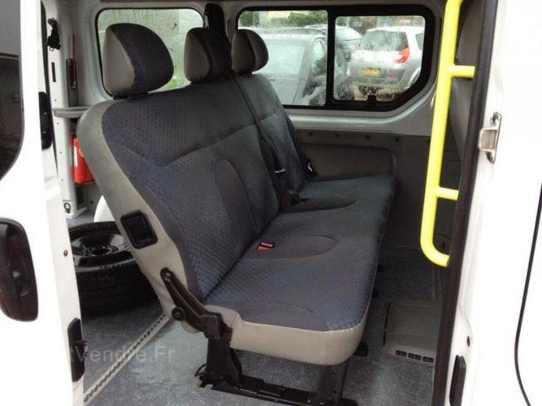 Renault Trafic ii passenger expression l1h1 1200kg 2.0 dci 1 72945416