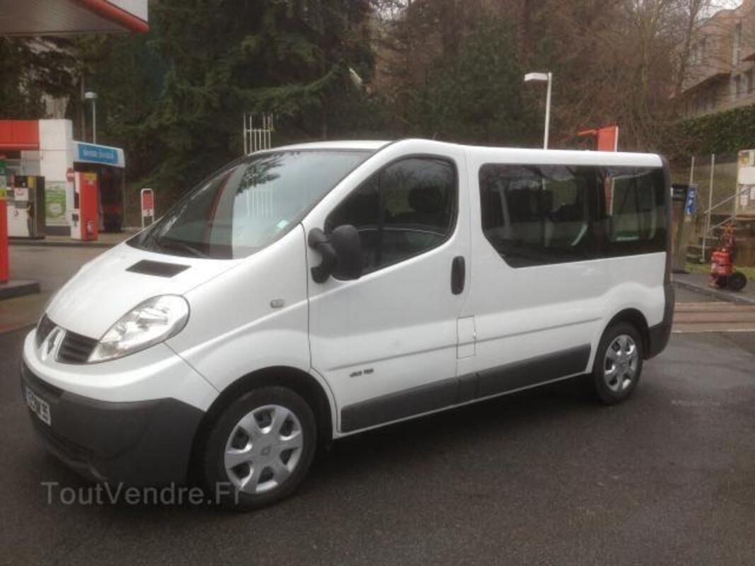 Renault Trafic ii passenger expression l2h1 1200kg 2.0 dci 1 73021847