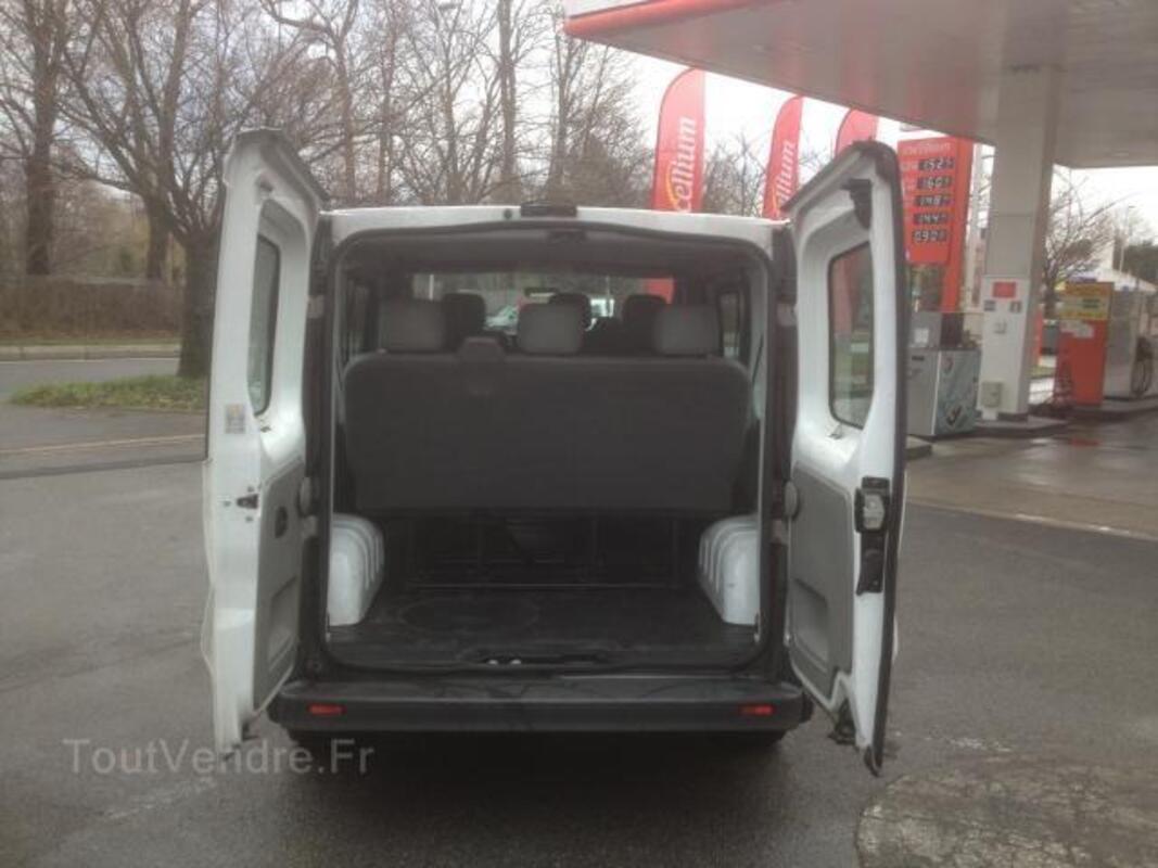 Renault Trafic ii passenger expression l2h1 1200kg 2.0 dci 1 73021848