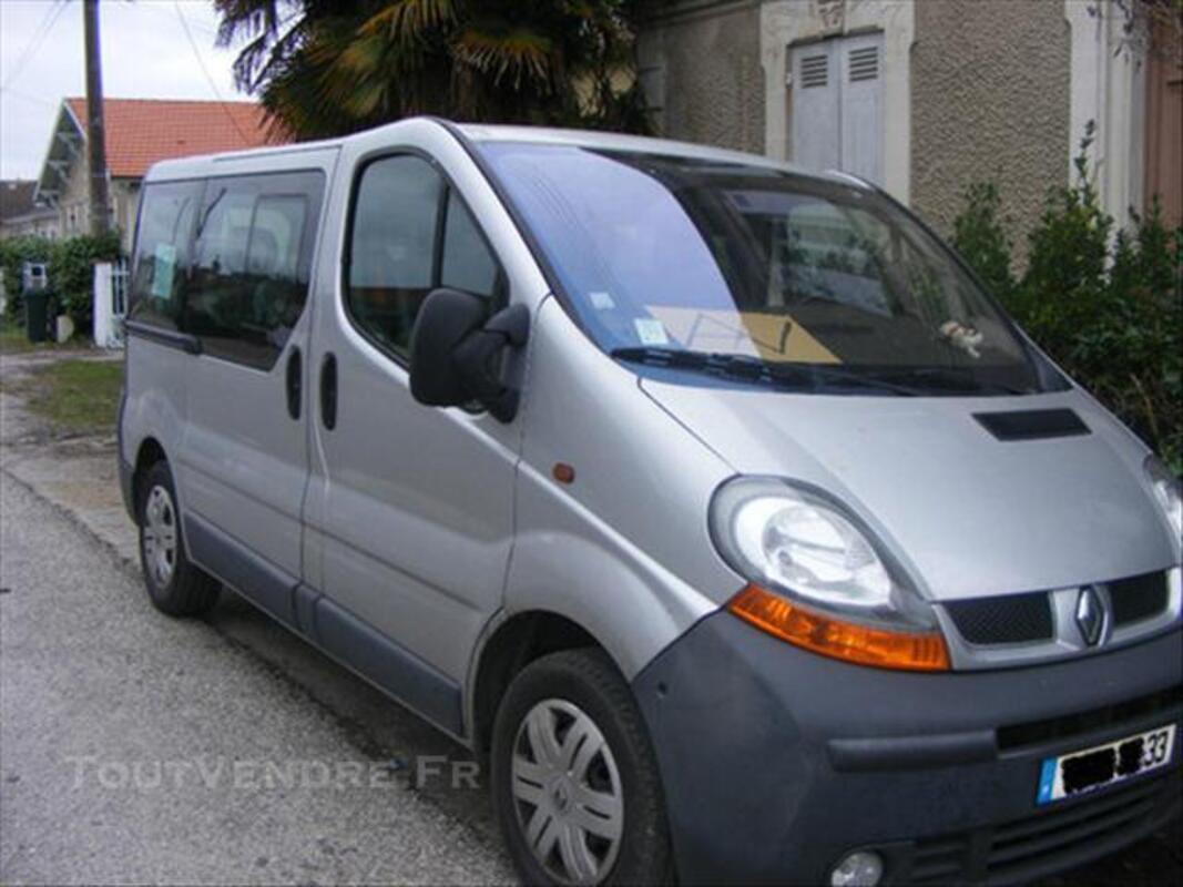 Renault Trafic L1H1 1.9 DCI 100 74012825