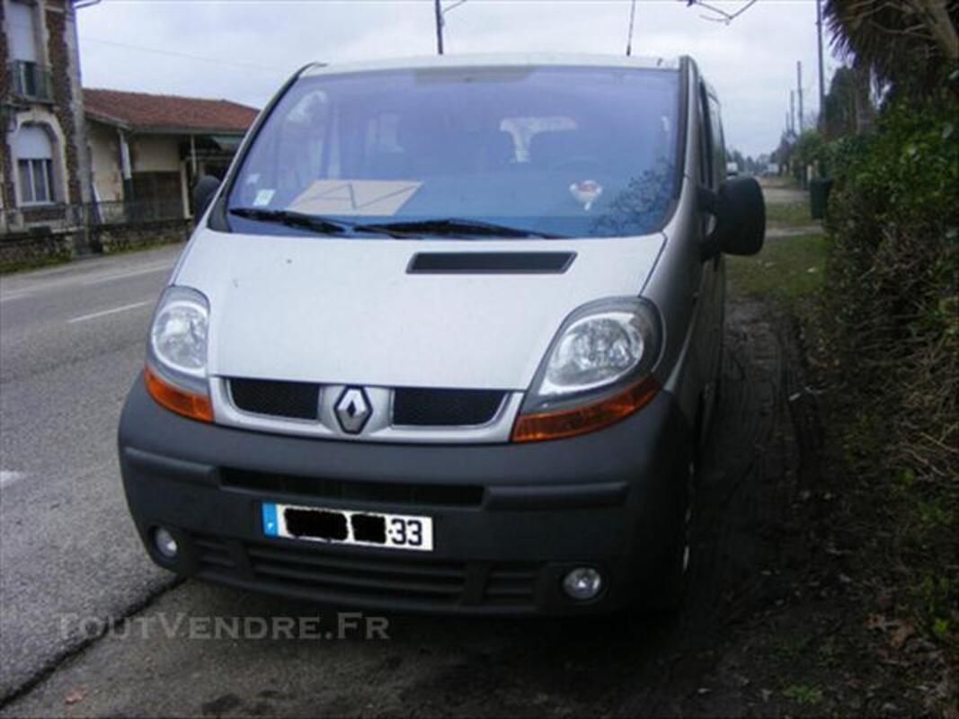Renault Trafic L1H1 1.9 DCI 100 74012826