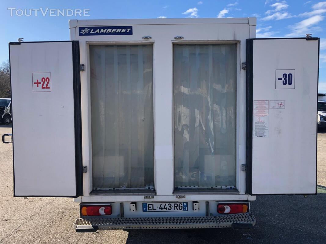 RENAULT TRAFIC PLANCHER CABINE 1.6 DCi 125CH TRI TEMPERATURE 662730486