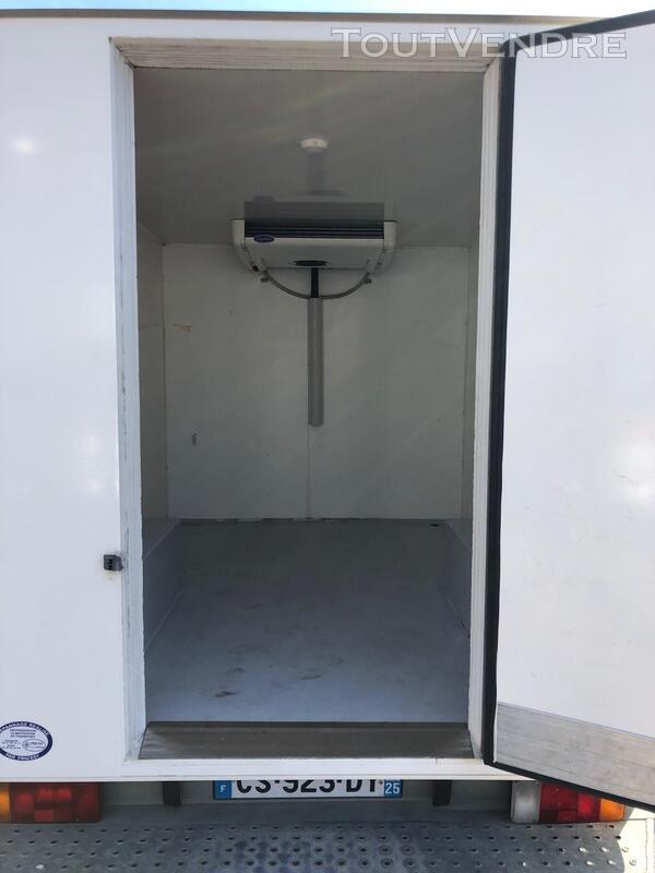 RENAULT TRAFIC PLANCHER CABINE 2.0 DCi 115CH 662709214