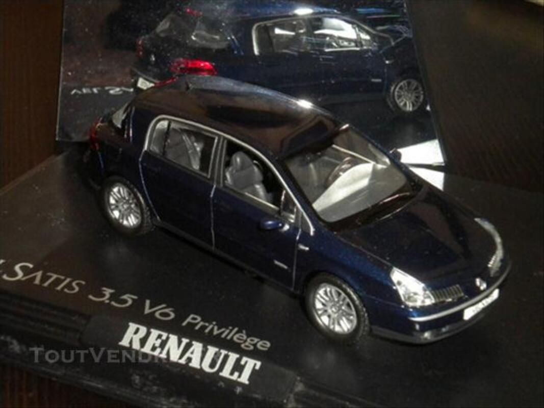 Renault velsatis VELSATIS 3.5 V6 PRIVILEGE  1/43 NOREV 76625197