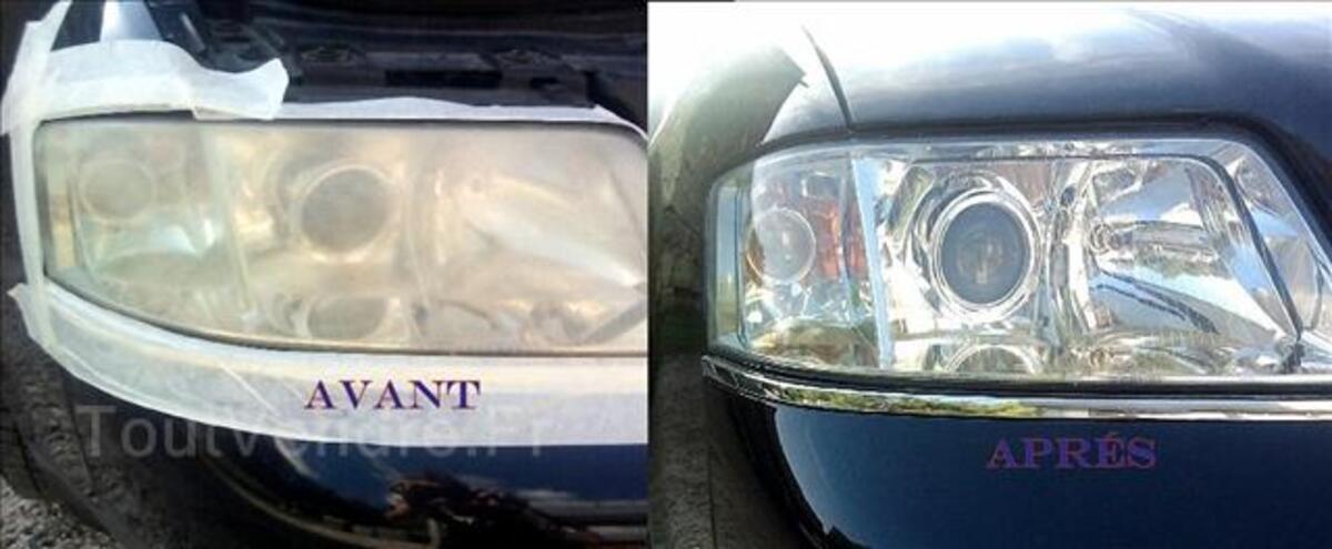 Rénovation des phares de voitures 35515186