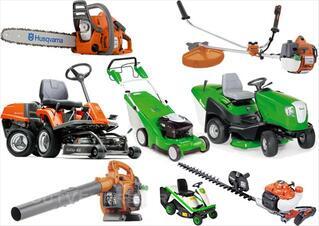 Reparation et revision materiel espace vert