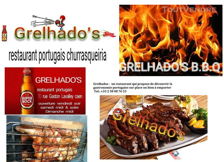 RESTAURANT - CHURRASQUEIRA Industrielle 324821255