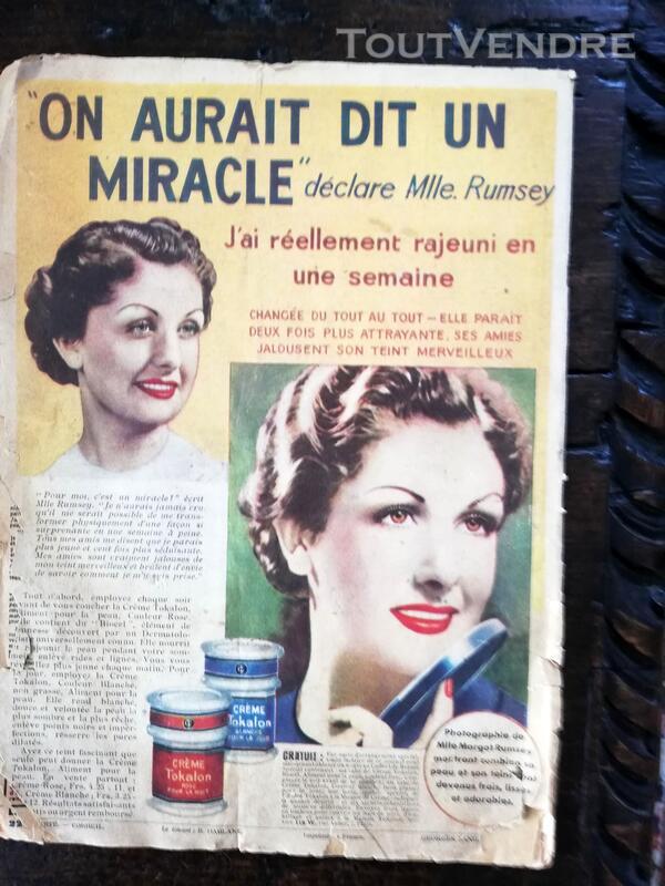 Revue Confidences 16 février 1940 660167404