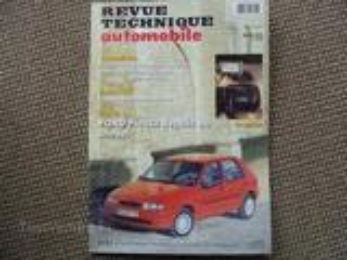 Revue technique automobile ford fiesta