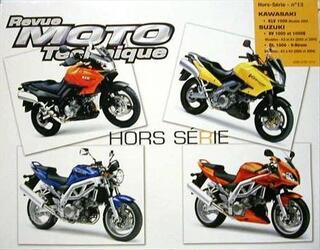 Revue Technique Suzuki V-Strom 1000 2002-2004