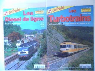 "Revues ""le train""."