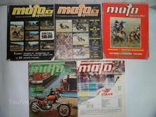 Revues moto