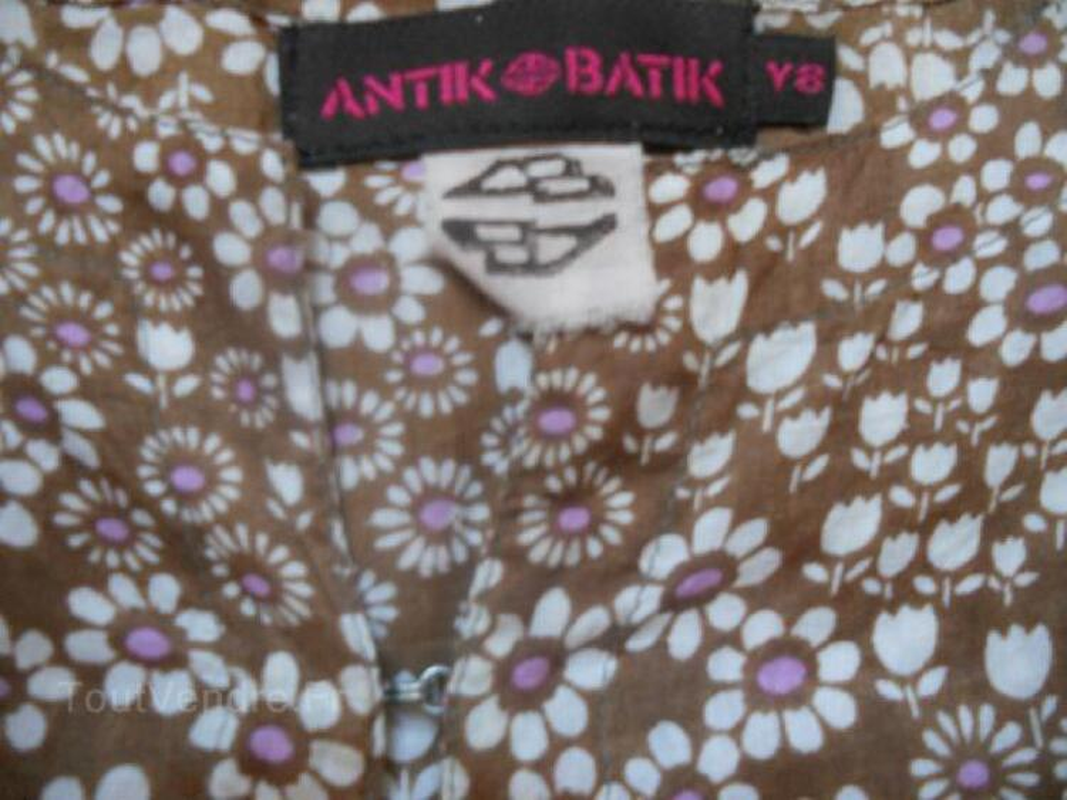 Robe Antik Batik - 8 ans- excellent état 91918212