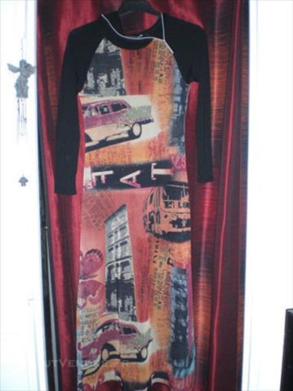Robe Cache-cache T.40 très colorée 85575336