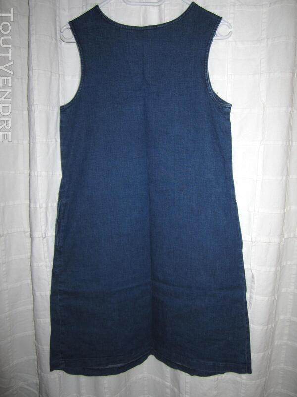Robe chasuble de grossesse et pour allaitement taille 38 293672869