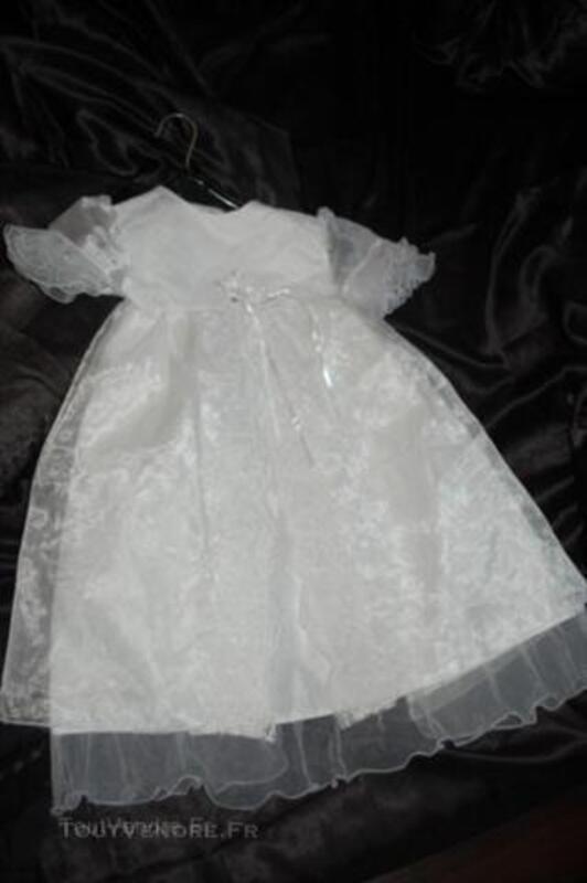 Robe de bapteme 45831998