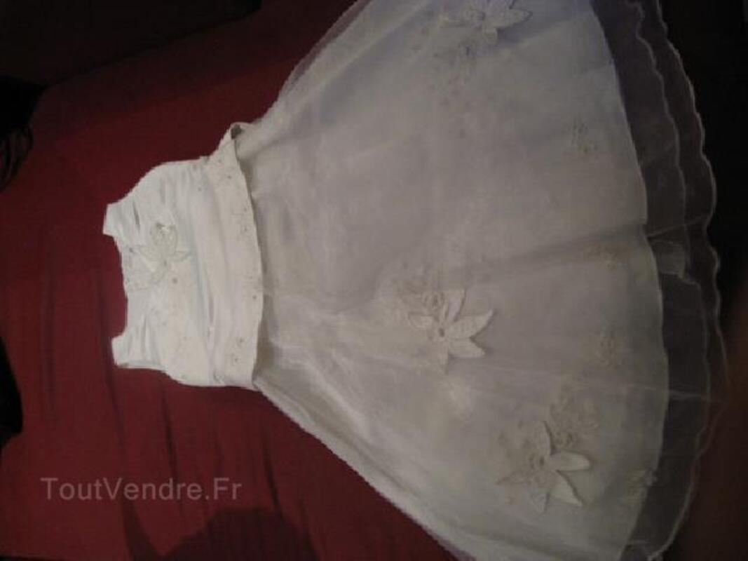 Robe de cerémonie pour petite fille 4/5 ans 103102105