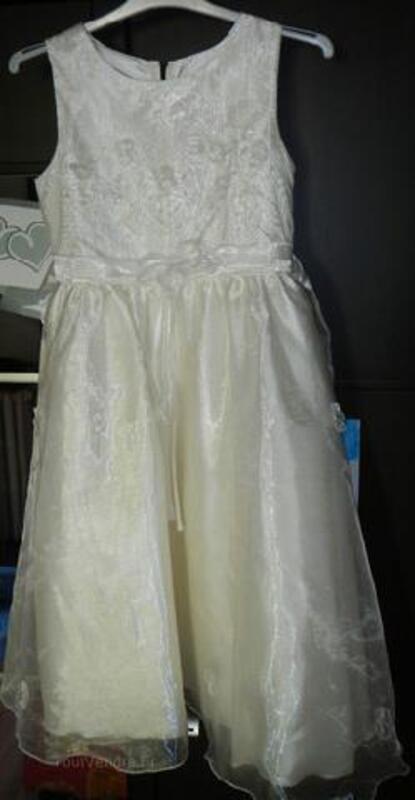 ROBE MARIAGE/SOIREE/COCKTAIL/CEREMONIE 10 ANS 92224291
