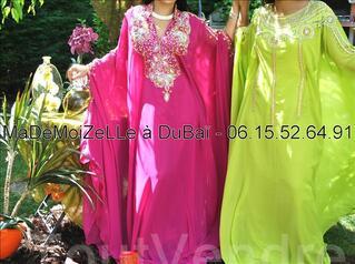 Robe orientale , caftan , abaya dubai , takchita , djellaba