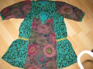 Robe tunique catimini t 5 ans