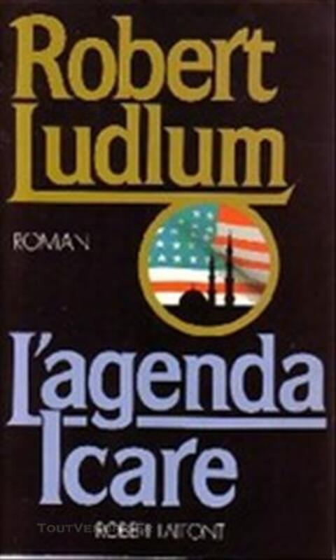 Robert LUDLUM L'agenda Icare 74633056