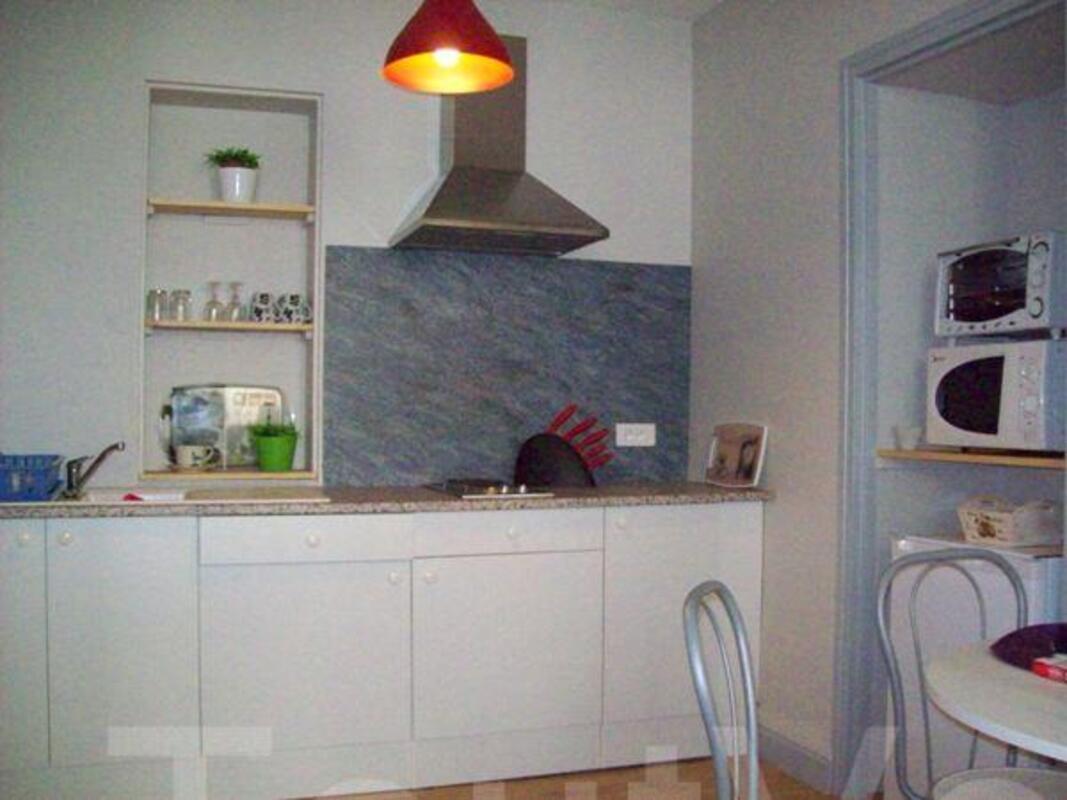 Rochefort location studio meublé cure thermale 14173336