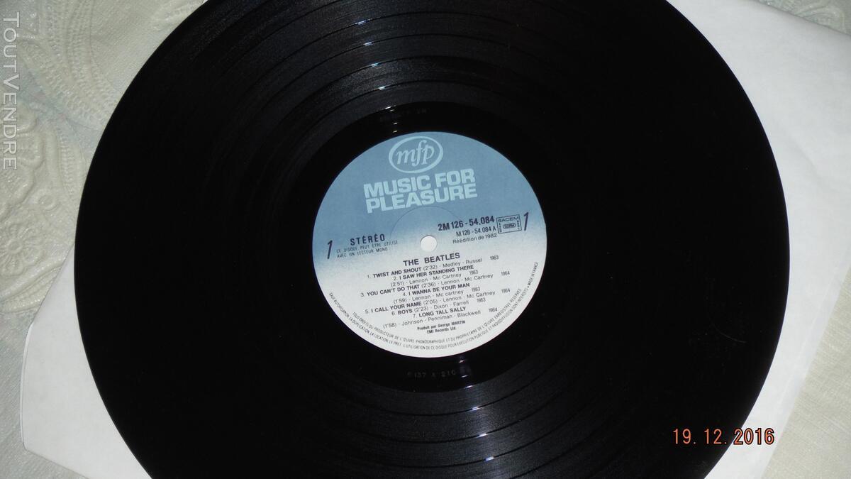 ROCK & ROLL - THE BEATLES et J.LENNON- coffret 3 disques vin 170685825