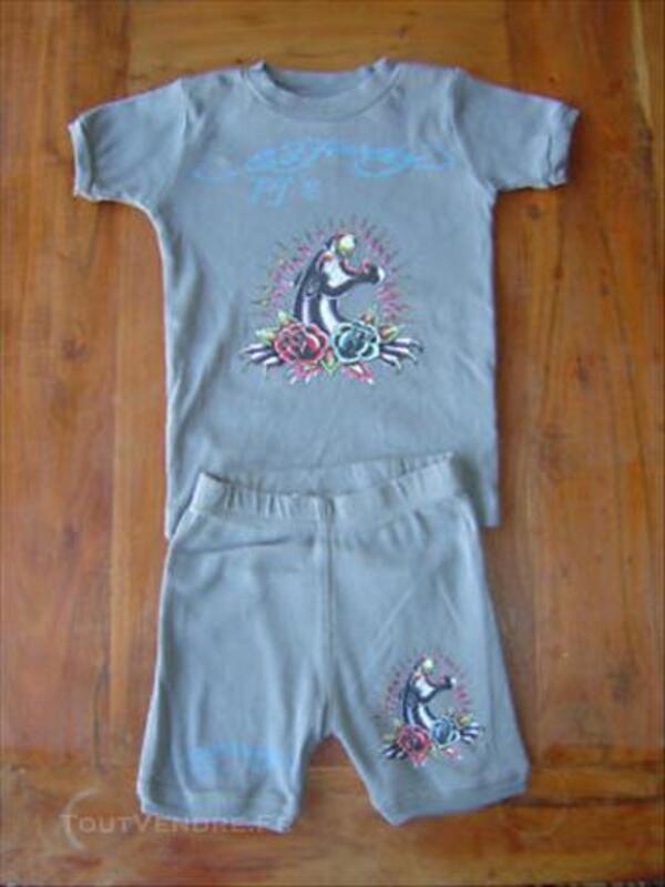 Rockissime Pyjama ED HARDY 12/18 mois 74033071