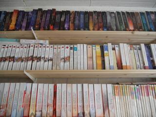 Roman genre harlequin /plon / /best sellers / plus de 4000