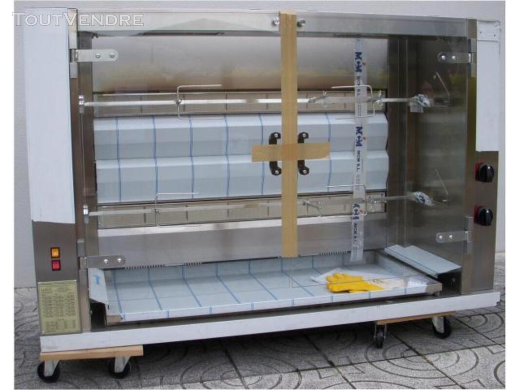 Rotissoire verticale Poulets - Cochon de lait 324821288