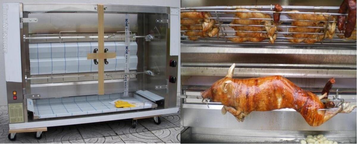 Rotissoire verticale Poulets - Cochon de lait 324821291