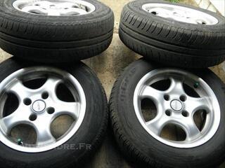 Roues complètes pneus 185/65R 14