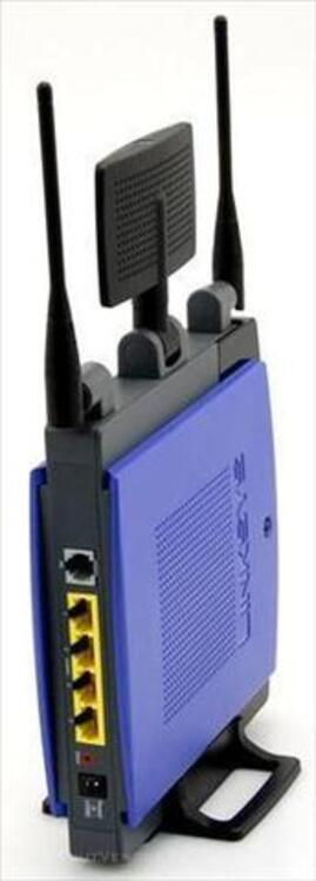 Routeur Linksys wifi WAG325N 75717610