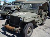 RTA pour Véhicule Militaire JEEP FORD & WILLYS U.S