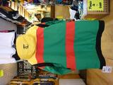 Rugby Jacket TECHNINE Rasta