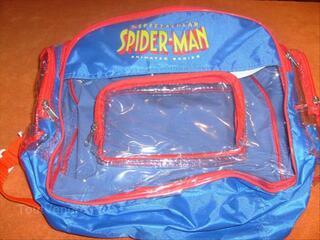 Sac à dos spidermann