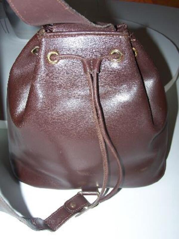 Sac cuir brun Longchamp ORIGINAL 25€ 92728764