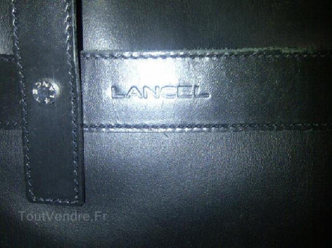 SAC LANCEL Collection 2009 90501438