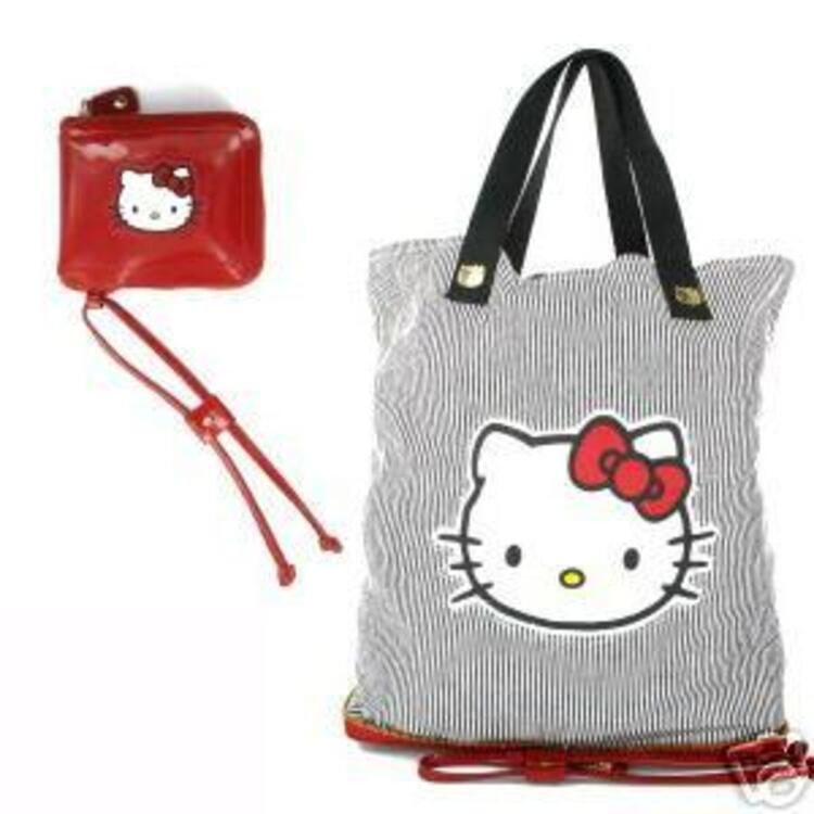 SAC SHOPPING HELLO KITTY by VICTORIA COUTURE CUIR 10343867