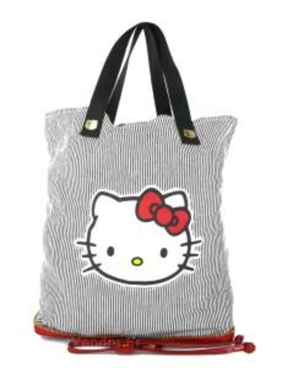 SAC SHOPPING HELLO KITTY by VICTORIA COUTURE CUIR 10343868