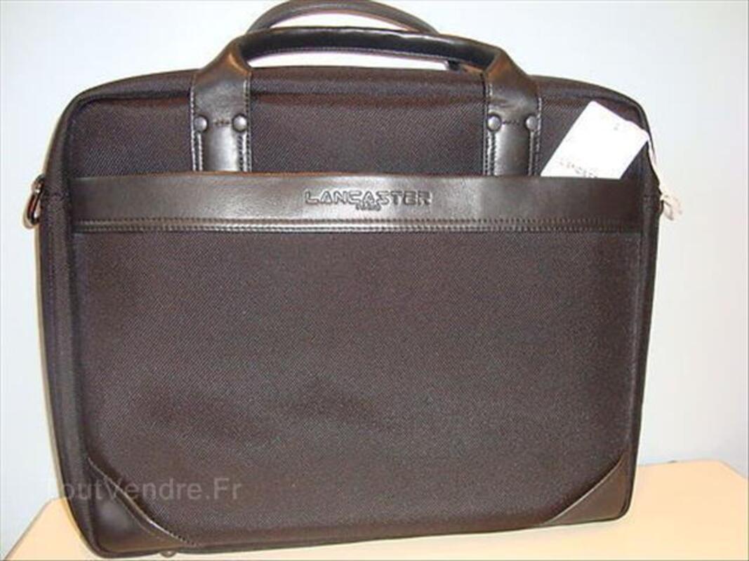 Sacoche mallette cartable attaché-caisse LANCASTER 88235212