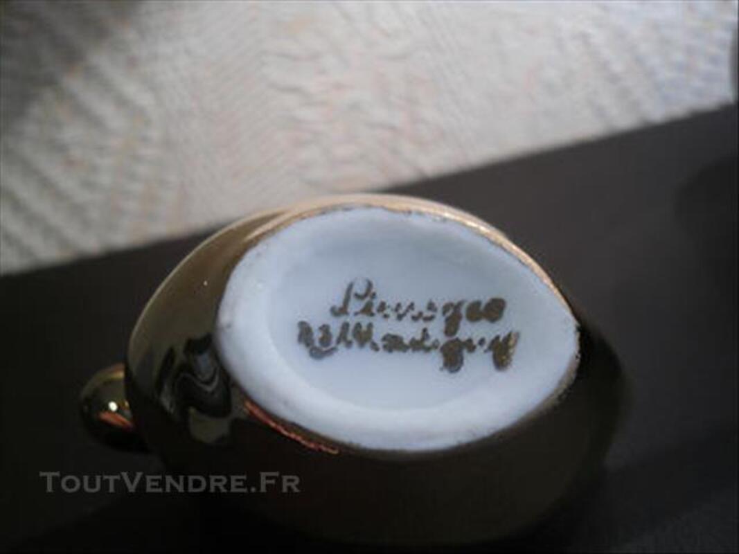 Salerons porcelaine Limoges forme canard 85967240