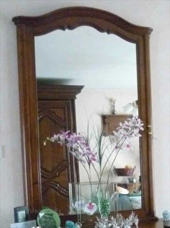 Salle à manger en noyer - Style Louis XV - Régence 54443716