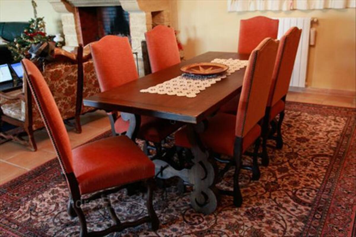 Salle à manger style haute époque espagnole 56075955