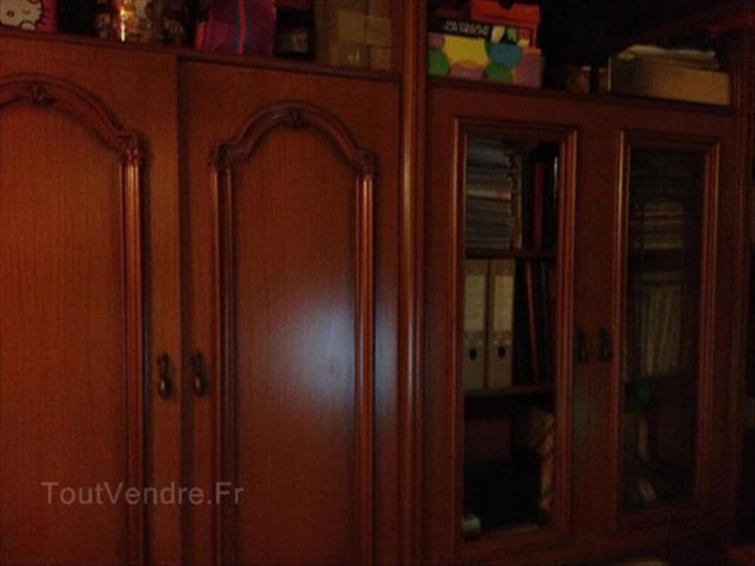 Salon complet en Merisier macif a VENDRE ! 88312284