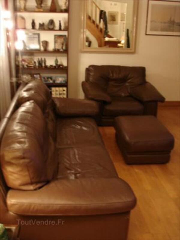 Salon cuir Roche Bobois 56519613