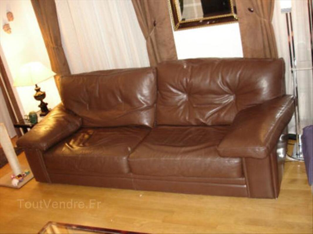 Salon cuir Roche Bobois 56519614