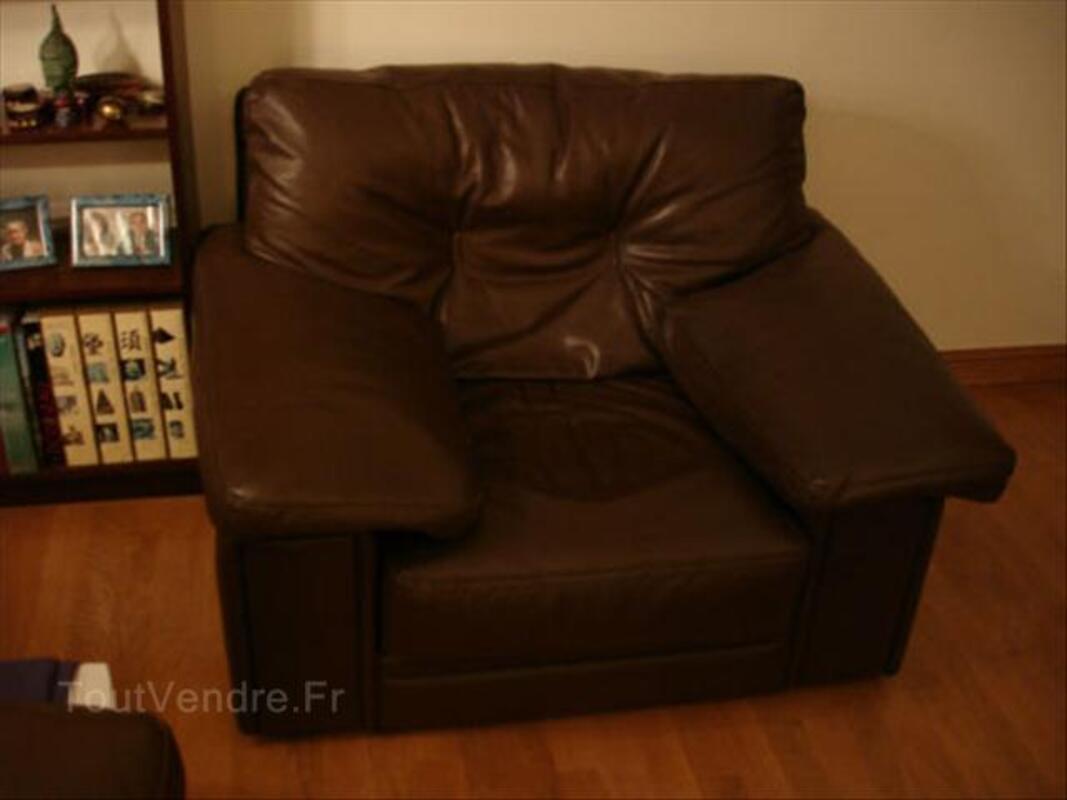 Salon cuir Roche Bobois 56519615