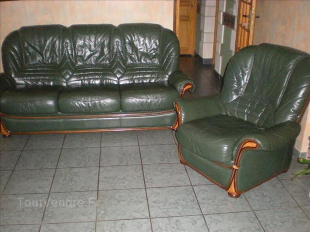 Salon en cuir ITALIEN 67993300