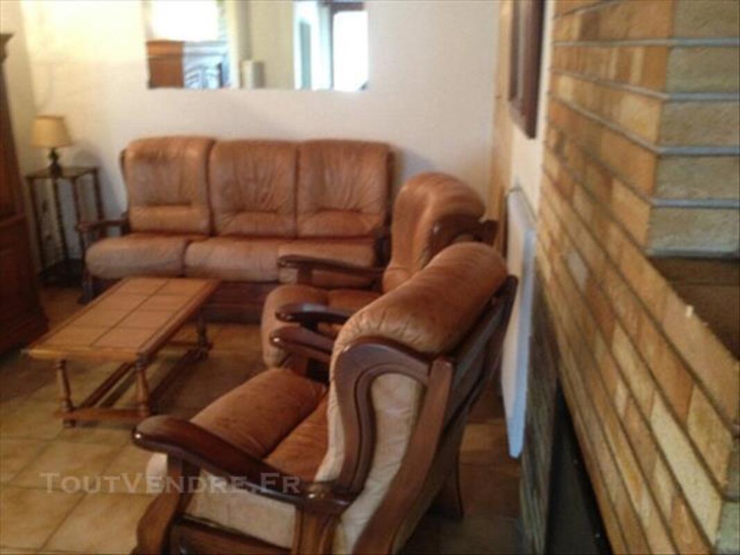 Salon en cuir 85717403